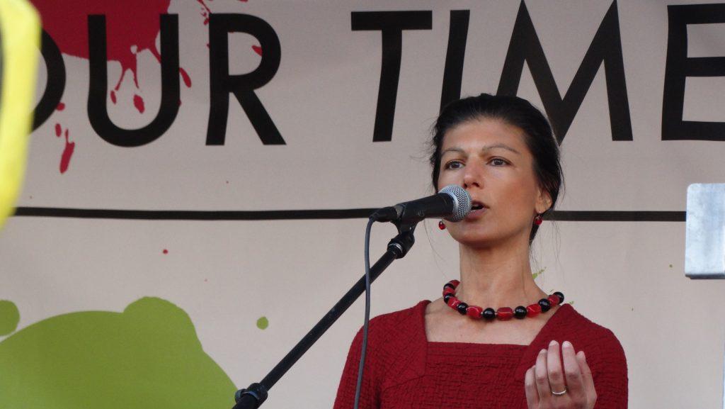 Sahra Wagenknecht - foto: O24