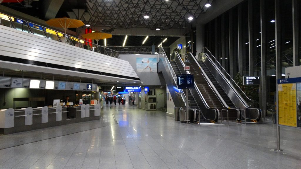 Flughafen FFM - Foto: O24
