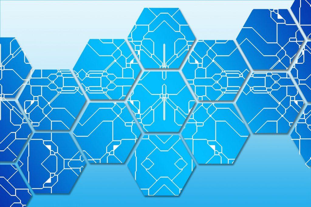 Blockchain - Grafik via pixabay