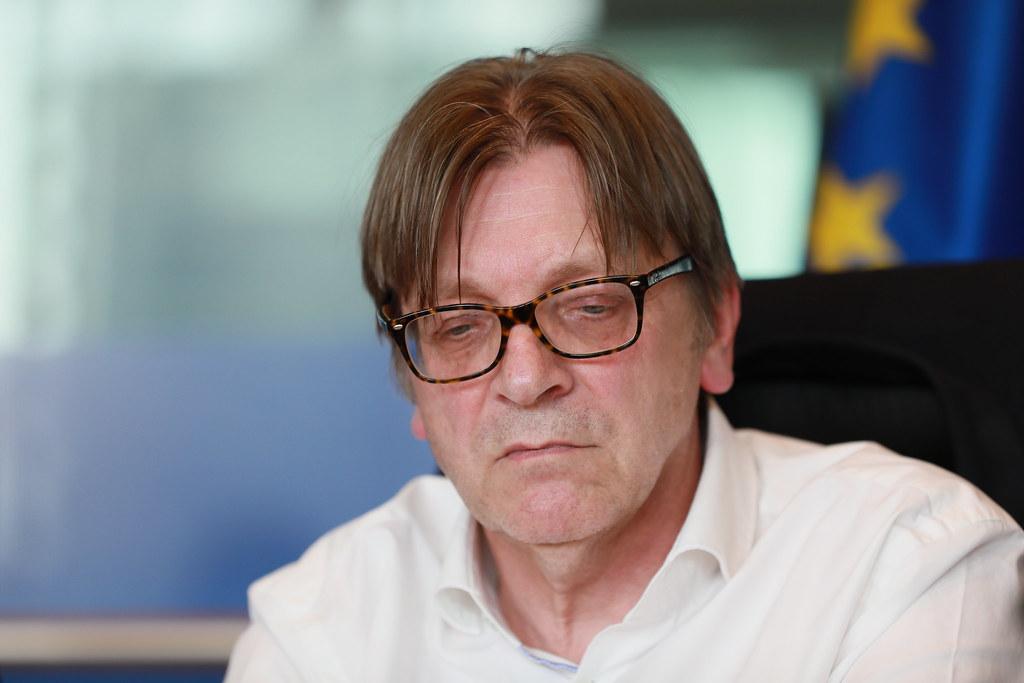 verhofstadt photo